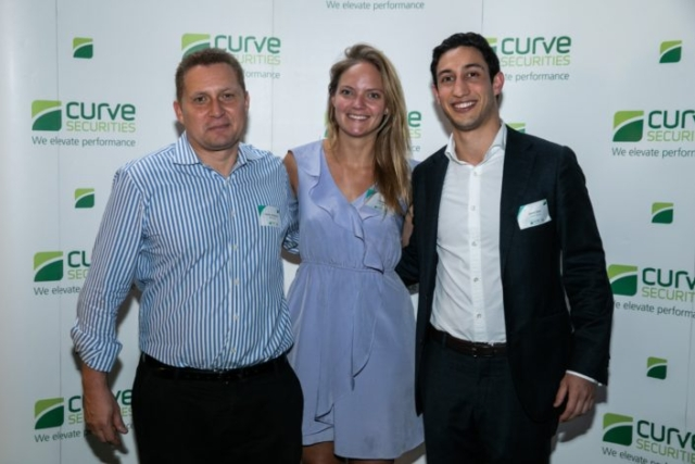 Curve Securities Celebrates 10 Years!